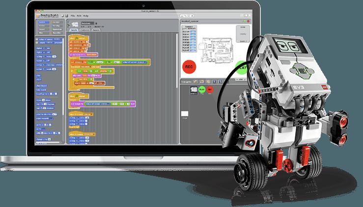 Курсы робототехники для детей от 1 до 9 классов