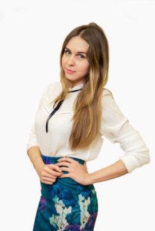 Олеся Житенева Владимировна