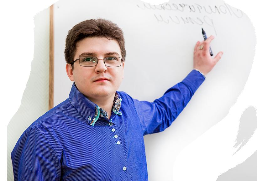 Васильковский Сергей - один из лучших преподавателей по истории