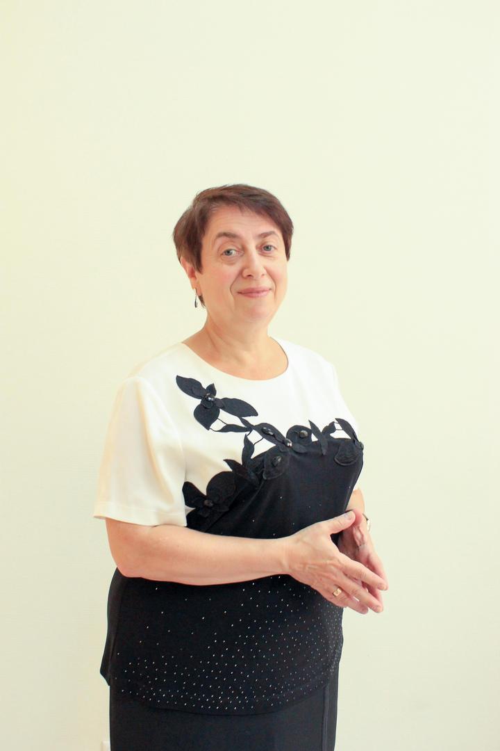 Даниленкова Галина Афанасьевна