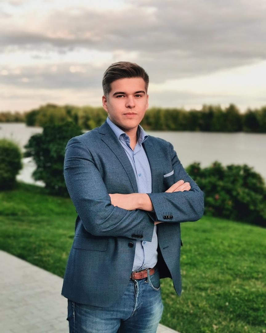 Мягков Арсений Станиславович