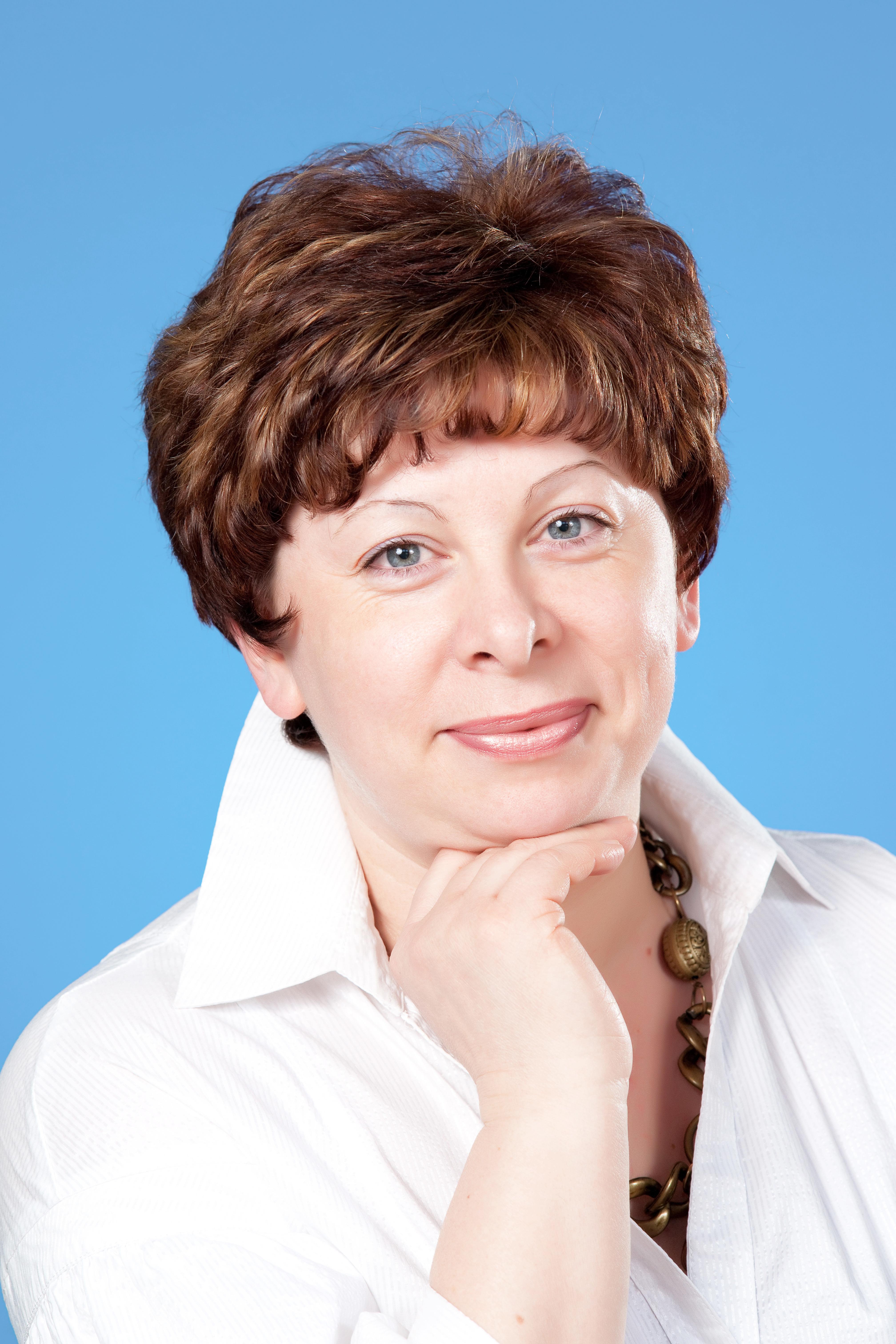 Родина Ирина Алексеевна